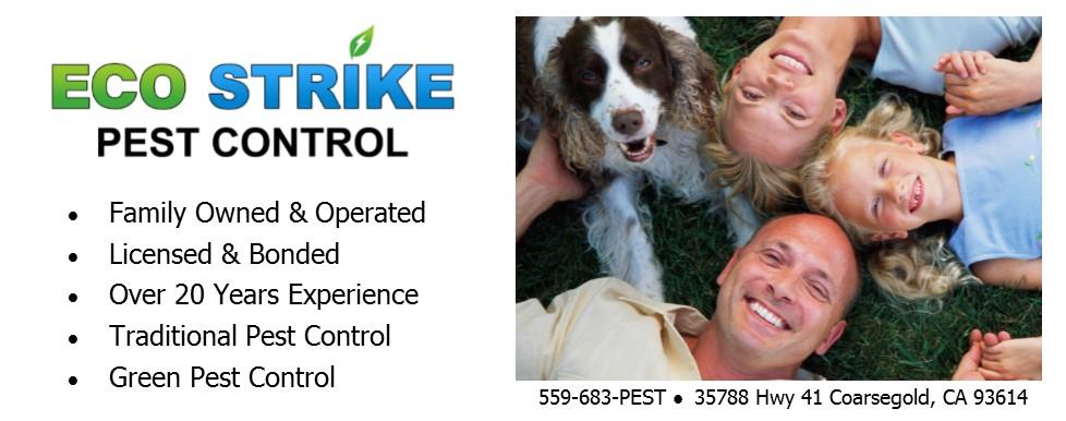 Eco Strike Pest Control